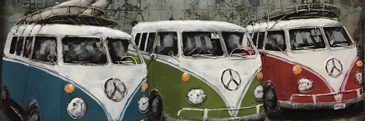 malerier biler & både